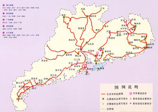 樟木头风景地图